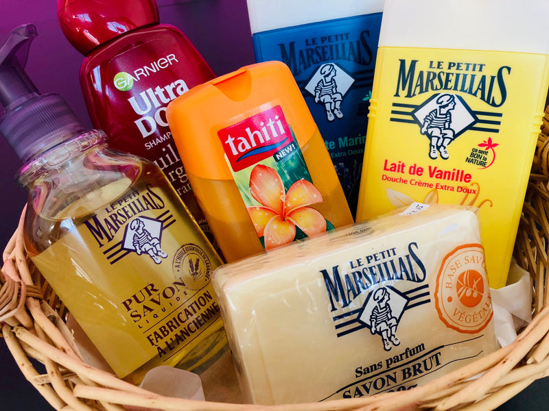 Big French Hamper Basket - TheLittleMart.com