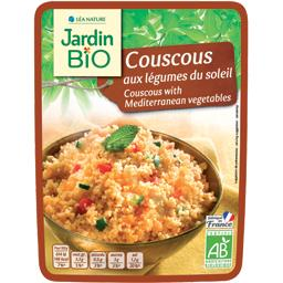 JARDIN BIO Organic Coucous with Mediterranean Vegetables