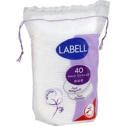 LABELL Coton Démaquillant Ovale / Oval Cleansing cotton