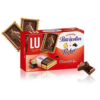 LU Petit Ecolier Dark Chocolate pocket
