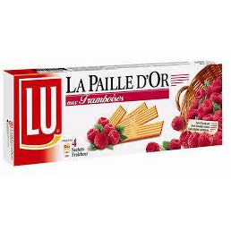LU Paille d'or Raspberry - TheLittleMart.com