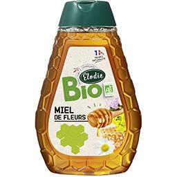Miel de Fleurs Bio / Organic Flower Honey ELODIE