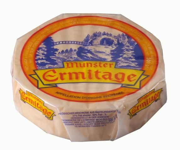 Munster Cheese Ermitage - TheLittleMart.com