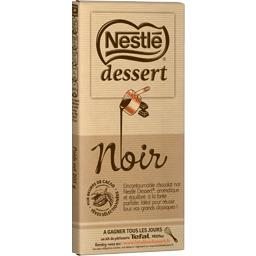 Nestle Dessert Noir tablet