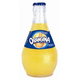 Orangina - Pack 8 Glass bottles
