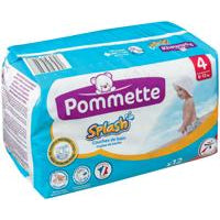 POMMETTE Splash T4 (piscine)