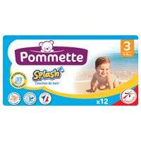 POMMETTE Splash T3 (piscine)