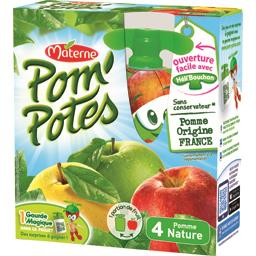 MATERNE Pom'Potes Apple Pocket - TheLittleMart.com