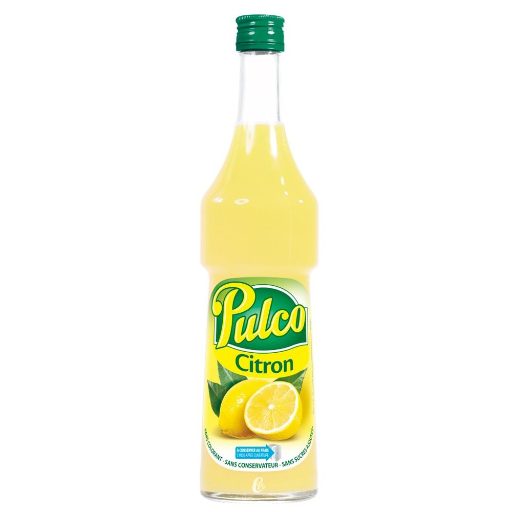 Pulco Citron Lemon
