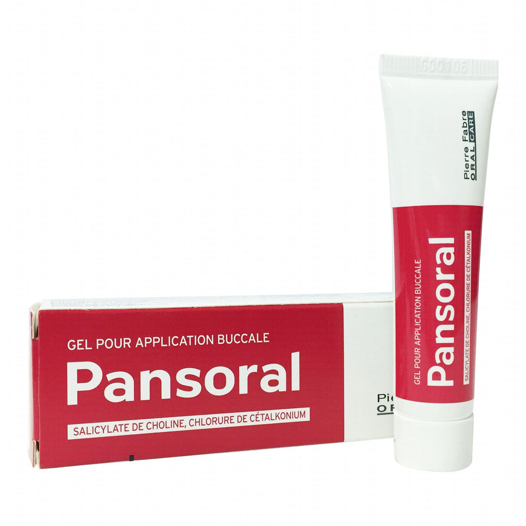 PANSORAL gel pour application buccale adultes