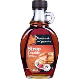 ITINERAIRE DES SAVEURS Maple Syrup