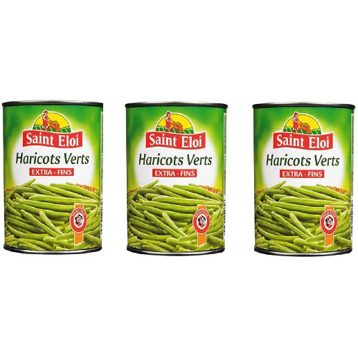 SAINT ELOI Very Thin Green Beans X 3