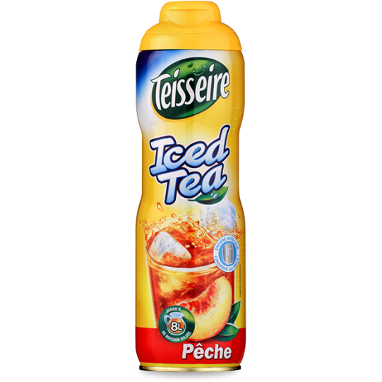 TEISSEIRE  Ice Tea Pêche / Peach Ice tea Cordial