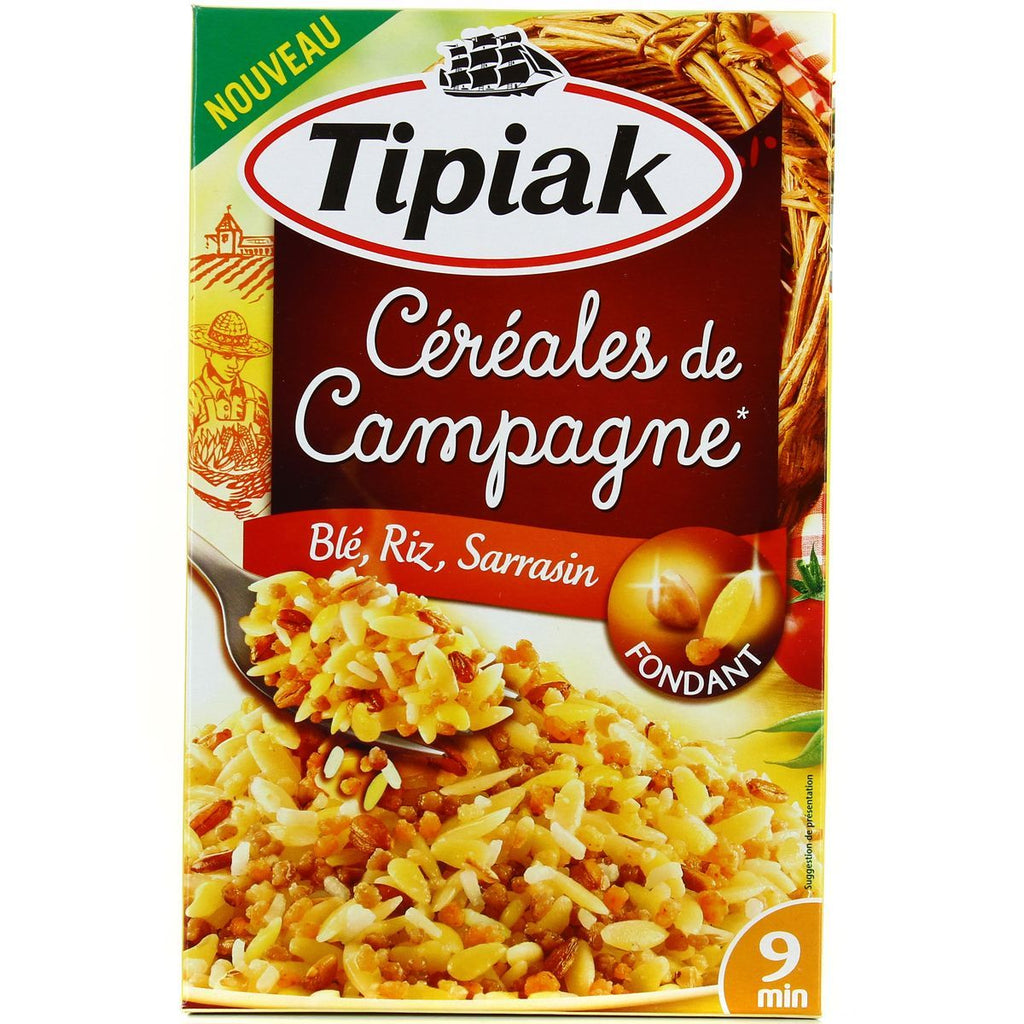 TIPIAK Cereal Campagne