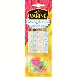 VAHINE Bougies Magiques  Anniversaire/ Magic birthday candles - TheLittleMart.com