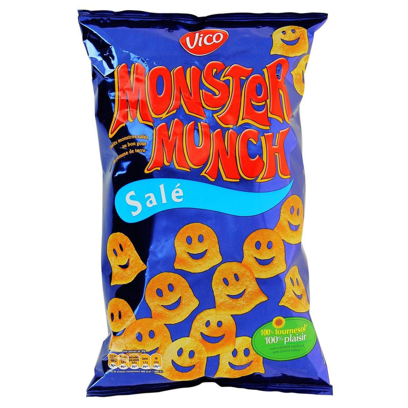 VICO Monster Munch Salted Snack - TheLittleMart