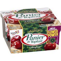 YOPLAIT PANIER Cherries