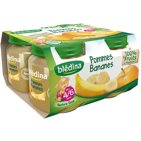 Blédina Apple / Banana