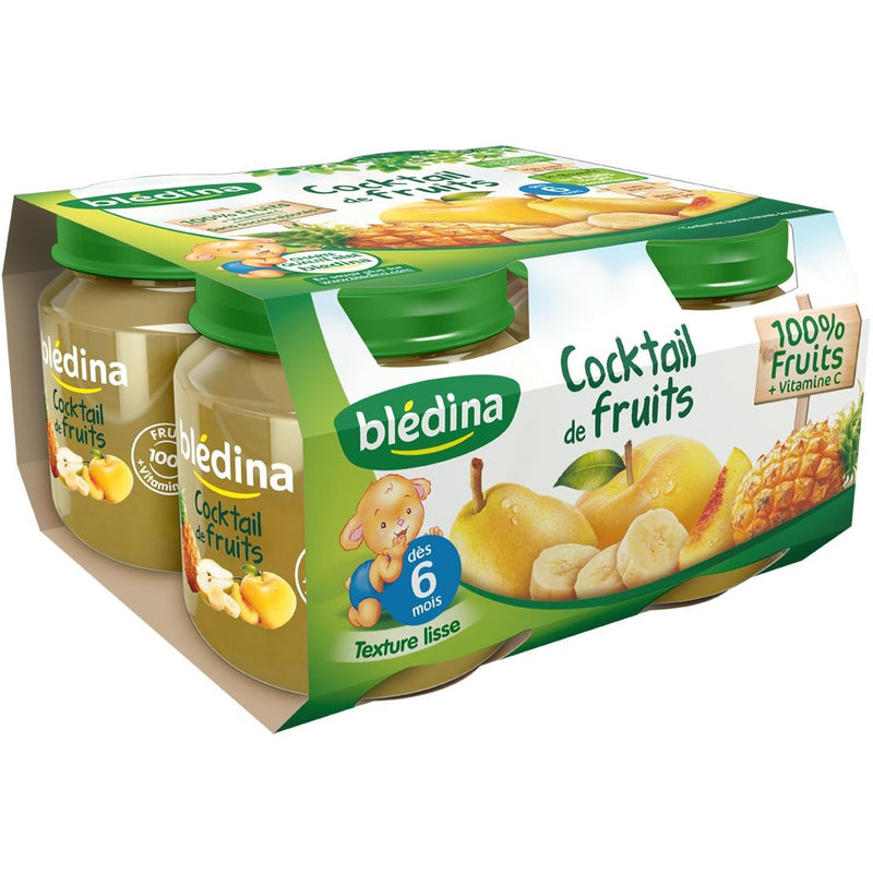 Blédina Fruits Cocktail