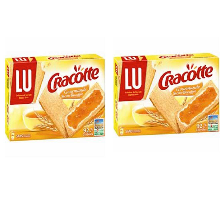 LU CRACOTTE Gourmandes X 2  -30%