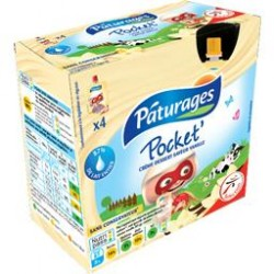 PATURAGES Vanilla Milk Pocket - TheLittleMart.com
