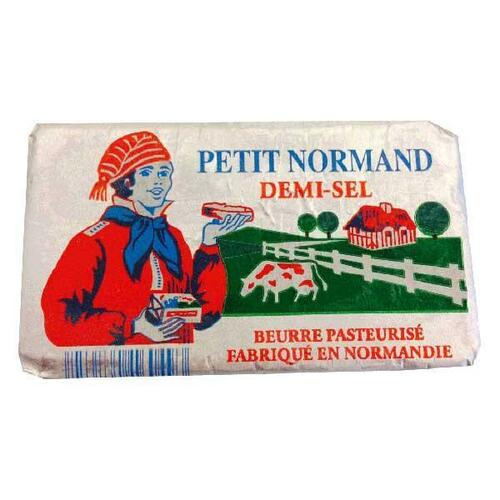 Beurre salé / Salted Butter Petit Normand - TheLittleMart
