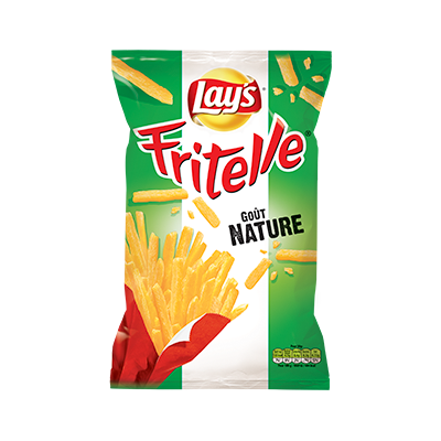 Fritelle goût nature / Snacks  LAYS