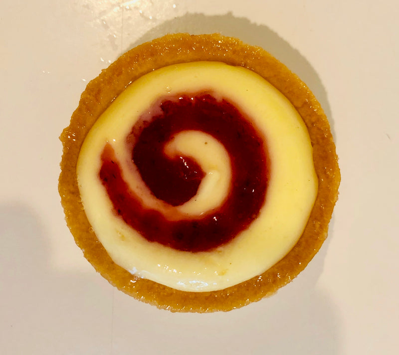 Mini Cheese cake  Tartlet  -Price for 6 - TheLittleMart.com