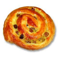 Pain aux Raisins / Raisins bread - Price for 3
