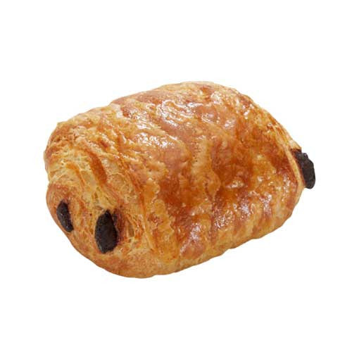 Pain au chocolat / Chocolate croissant - Price for 3