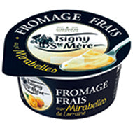 Yaourt / Fromage Frais 6.5% with Mirabelle ISIGNY STE MERE