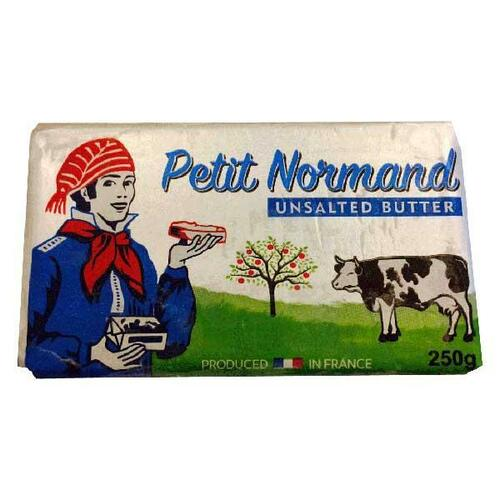 Beurre doux /  Unsalted Butter Petit Normand - TheLittleMart