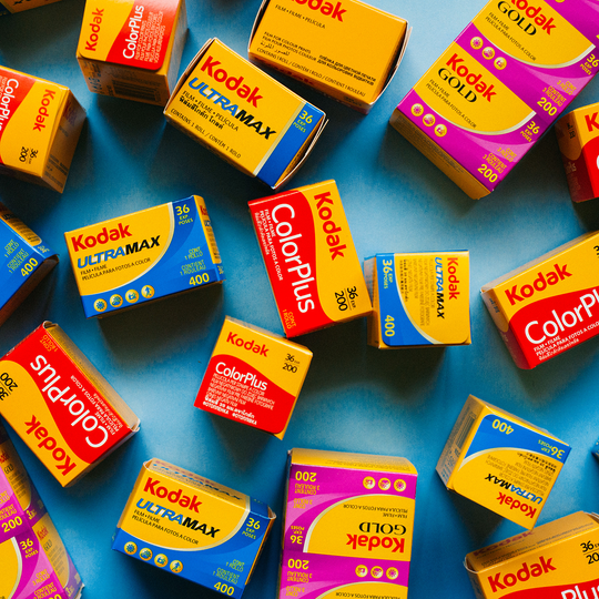 Kodak Everyday Stocks