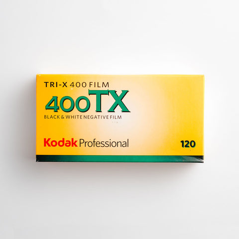 Kodak Tri-X 400 120mm (5 Pack)