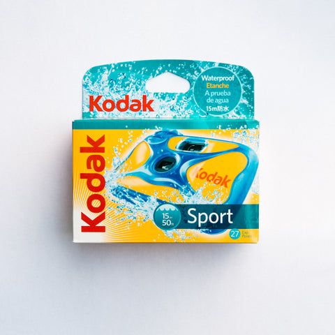 Kodak Sport Disposable Camera