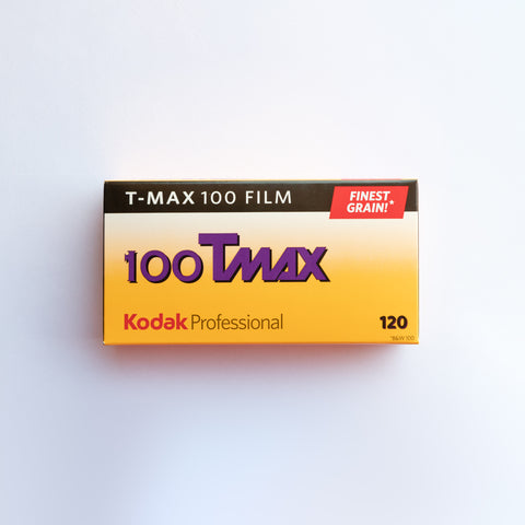 Kodak TMAX 100 120mm (5 pack)