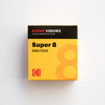 Kodak Vision3 50D Colour Negative SUPER 8mm