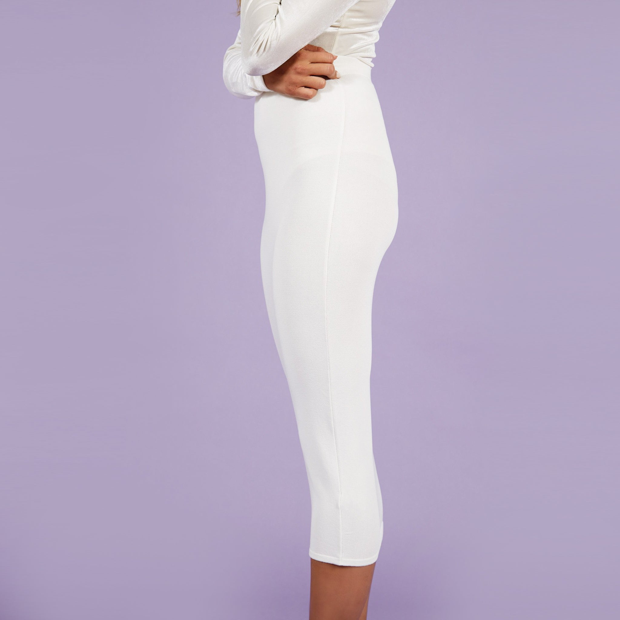 'Koko' Skirt White