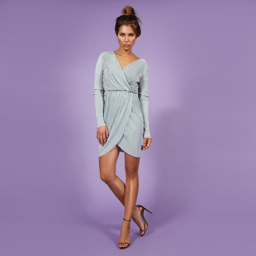 'Grace' Dress Mint
