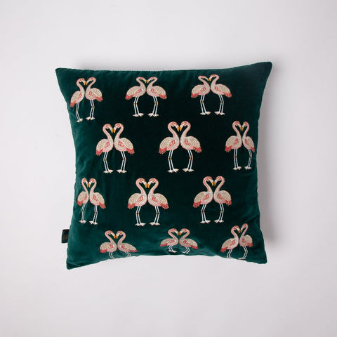 Elisabeth Scarlett Cushion - Hello Day Home Decor