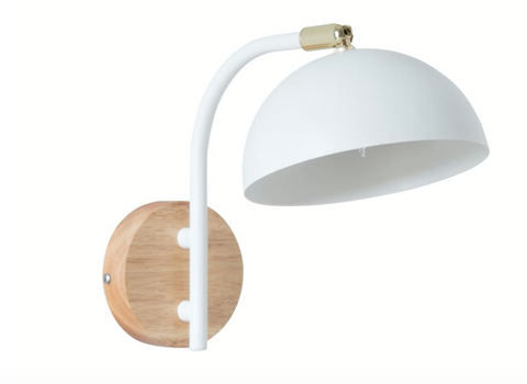 Maisons du Monde Wall Light - Hello Day Planner