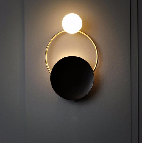 Decoramo UK Wall Light - Hello Day Planner