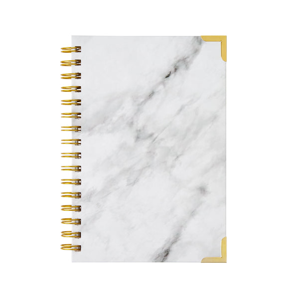 Carrara A5 Spiral Notebook