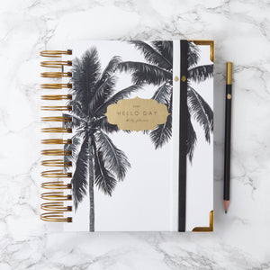 2020 - 2021 Mid Year Daily Planner: COAST