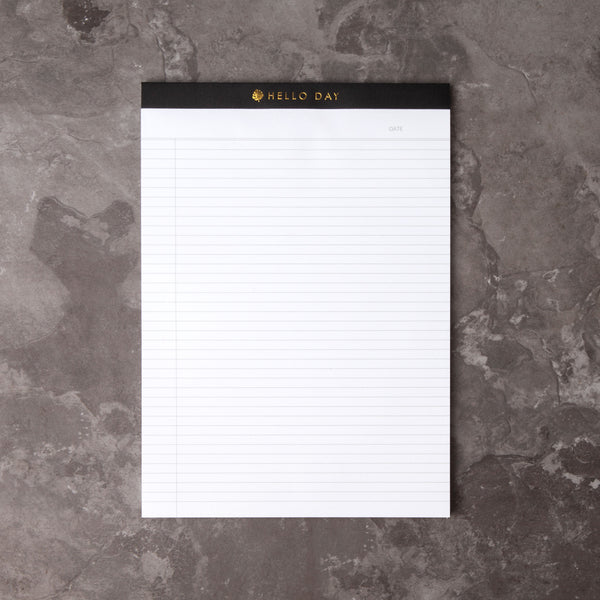 Luxury Meeting Notes - Notepad Refill