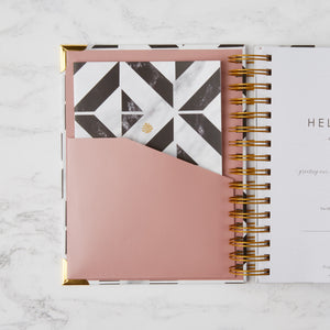 MINIMAL 2021 Daily Planner: TILE