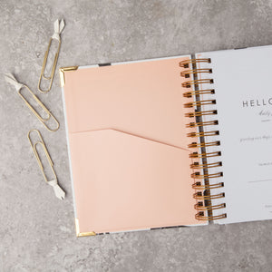 2019 - 2020 MID YEAR DAILY PLANNER: TROPIC