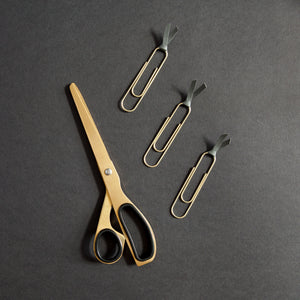 Hello Day Scissors with Paperclips