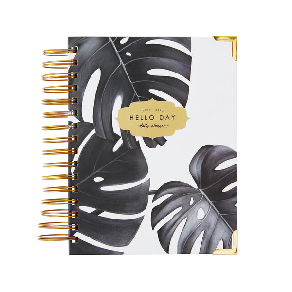 2021 - 2022 Mid Year Daily Planner: STEMS