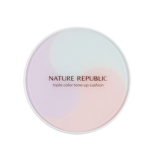 [NATURE REPUBLIC] Nature Origin Triple Color Tone Up Cushion SPF50+/PA+++